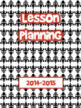 Lesson Planning Templates (Editable)