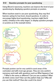 Lesson Planning: The Menu. Chapter E - Questioning