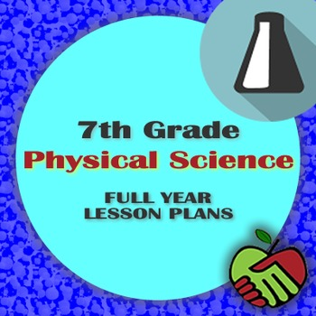 Lesson Plans: 7th Grade Physical Science Full Year