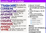 Lesson Plans - Descubre 2: Lección 7