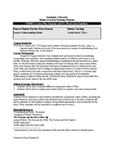 Lesson Plans Fables, Satire, and Allegory