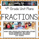 Lesson Plans Fractions 4.2G 4.3A 4.3B 4.3C 4.3D 4.3E 4.3F 4.3G