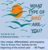 Lesson Plans & Fun Activities: 27 Differentiated Informational Texts on Birds