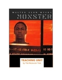 Lesson Plans for Monster by Walter Dean Myers
