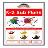 K-2 Sub Plans