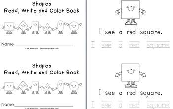Shape Lesson Plans
