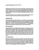 Lesson Presentation Ideas
