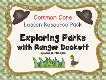 Lesson Resource Pack - Exploring Parks with Ranger Dockett
