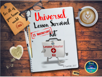Back To School : Lesson Survival Kit