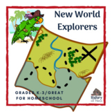Lesson 2: New World Explorers (Early American History/34 lessons)