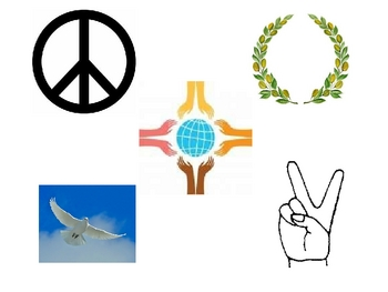 Lesson about Abstract Art and the Concept of Peace