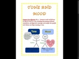 Lesson about Tone and Mood