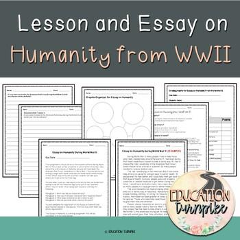 Essays on ww2