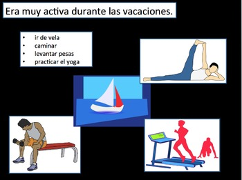 Lesson and Slides for First Day of Spanish Class