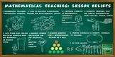 Lesson beliefs in Mathematics