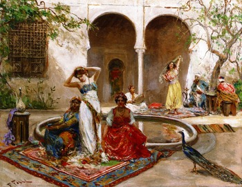 "Lesson for ""Size 6: The Western Woman's Harem"" by Fatema Mernissi"