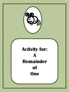 """Lesson for the book """"Remainder of One"""""""