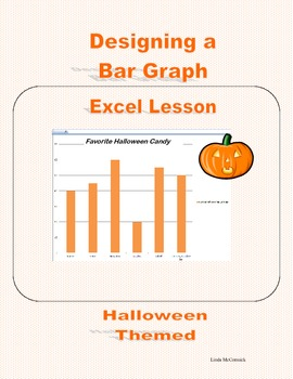 Lesson in Designing a Bar Graph in Excel 2007-Halloween Themed