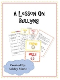 Lesson on Bullying