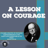 Lesson on Courage