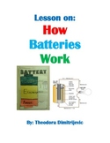 Lesson Plan on: How Batteries Work + Activities