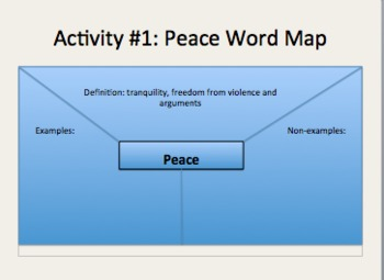 Lesson on Peace