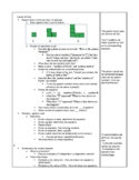 Lesson plan - Functions and Relationships (+ questions&ins