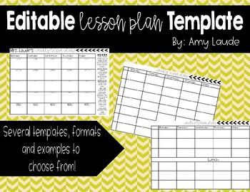 Lesson plan in PDF