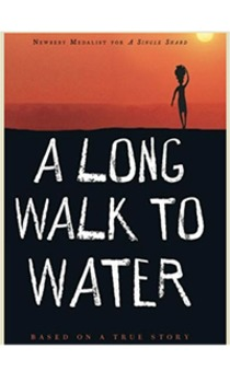 Lesson plans to teach A Long Walk to Water by Linda Sue Park