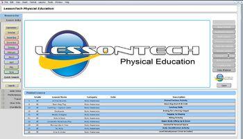 LessonTech Physical Education Lesson Planner