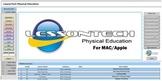 LessonTech Physical Education Lesson Planner App for MAC (