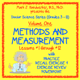 METHODS AND MEASUREMENT (Lessons 1 - 12)