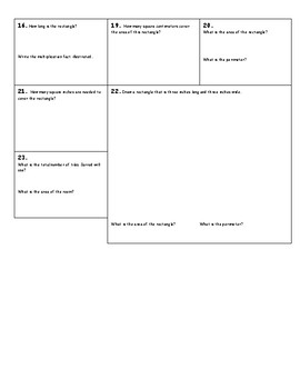 Lessons 21-40 student worksheet (aligned with 4th Grade Saxon Math)