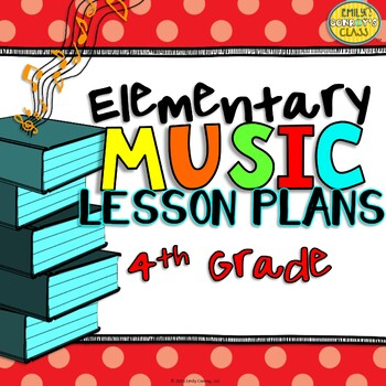 4th Grade Music Lesson Plans