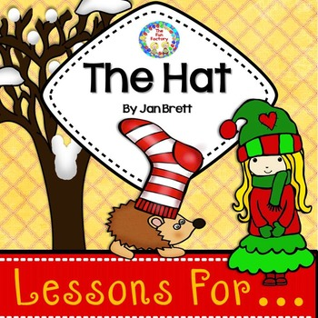#winterwednesday The Hat {Lessons For Grades Pk-1}