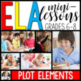 Writing Mini-Lessons: Crafting a Perfect Plot (Lesson #5)