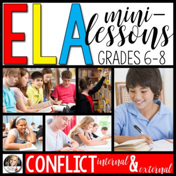 Writing Mini-Lessons: Creating Compelling Conflict (Lesson #2)