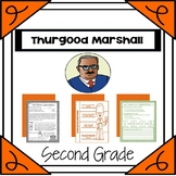 Lessons and Activities: Thurgood Marshall Second Grade