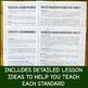 Lessons for 7 RL Standards (Grade Six)