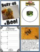 Lessons in a Jiffy: Bees (Guided/Shared Reading, Life Cycle and More)
