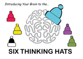 Lessons to Teach: Six Thinking Hats Revised