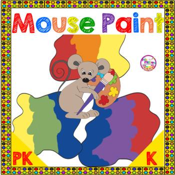 Mouse Paint Book Companion for PK/K