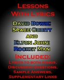 Lessons w/ Lyrics, Paired Text: David Bowie's Space Oddity