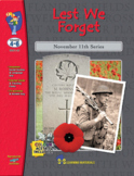 Lest We Forget - A Remembrance Day Bundle for Grades 4-8