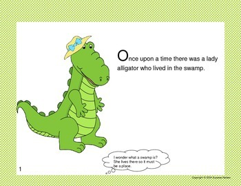 Lester and Grady Gator A Math Story