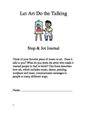 Let Art Do The Talking Packet - Rigby Guided Reading 4th Grade