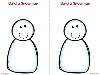 Lets Build A Snowman: Story and Conversation Starters