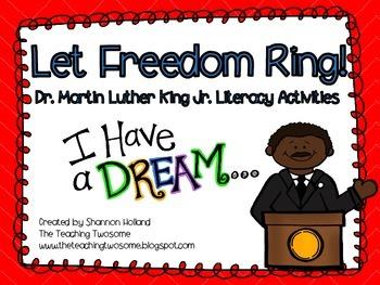 let freedom ring mlk