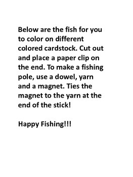 Let' Go Fishing!