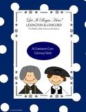 Let It Begin Here! (Common Core Literacy Unit)